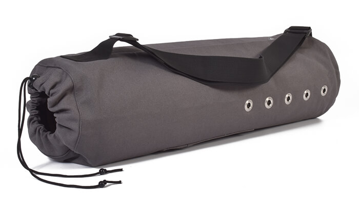 Yoga Mat Bag in Cotton Canvas #2