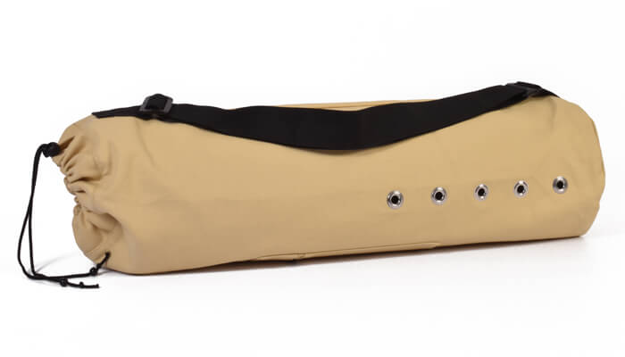 Yoga Mat Bag in Cotton Canvas #9
