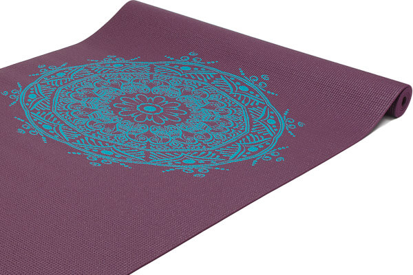Mandala Yoga Mat For Men Asana Sticky Yoga Mat From Yoga