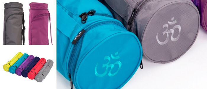 Asana Yoga Mat Bag with OM