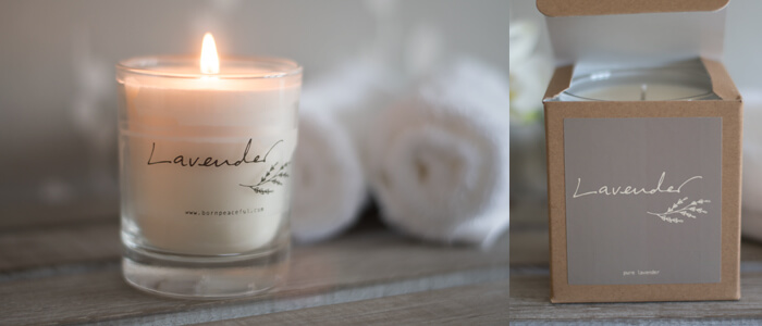 Hand Poured Candle | Lavender