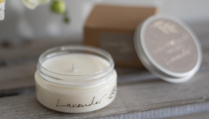 Travel Candle | Lavender | Born Peaceful #4