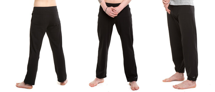 Born Peaceful Yoga Pants