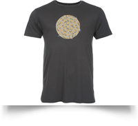 Bamboo Flower Of Life T Shirt