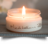 Travel Candle | Meditation | Born Peaceful