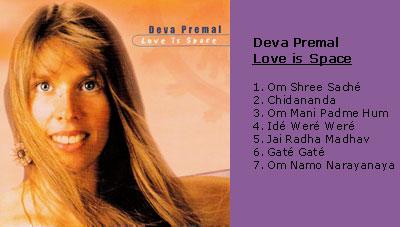 Deva Premal Love Is Space Music For Meditation And Yoga