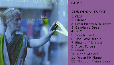 Bliss: Through These Eyes