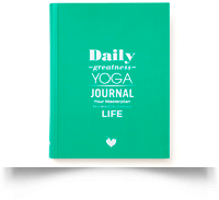 Daily Greatness Yoga Journal