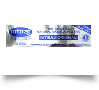 Nitiraj 10g Incense