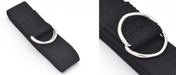 Yoga Basics Dring Strap in Black