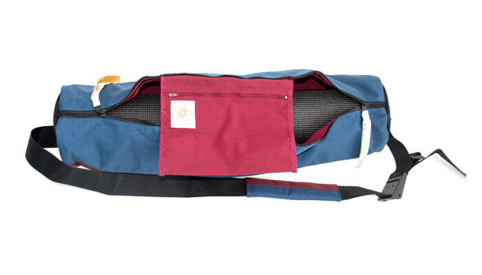 Yoga Mat Bag From Sun Salutation Weatherproof Yoga Bloke
