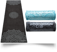 Hot Yoga Towel by Yoga Design Lab