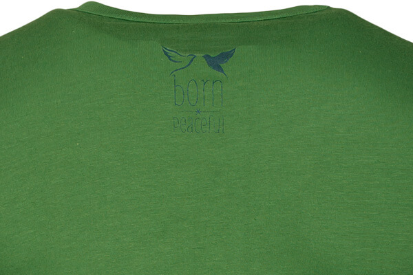 Bamboo Lokah T Shirt in Green #5