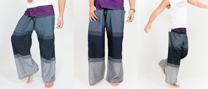 Thai Fishermans Yoga Pants